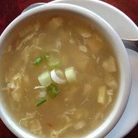 Photo taken at M Thai Restaurant by Diane W. on 10/2/2012