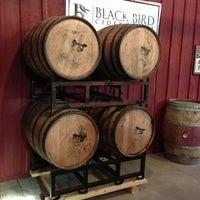 Photo taken at BlackBird Cider Works by Chris B. on 5/31/2013
