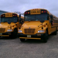 Photo taken at Sheppard Bus Service - Mays Landing by Carl T. on 10/28/2012