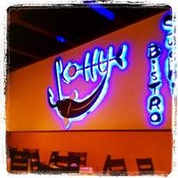 Photo taken at Sushi Bistro by Christina K. on 1/17/2013