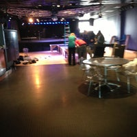 Photo taken at Asylum Sports Bar Grill & Nightclub by Suzanne M. on 4/20/2013