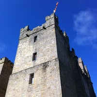 Photo taken at Langley Castle Hotel by Paul G. on 8/3/2014