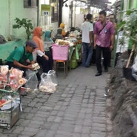 Photo taken at Pasar Sore Ramadhan KAUMAN by Septian S. on 7/18/2014