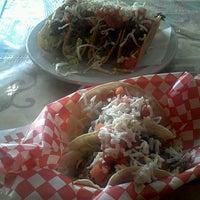 Photo taken at EE Burritos by DigitalFemme on 3/8/2014