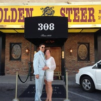 Photo taken at Golden Steer by Douglas V. on 6/18/2013