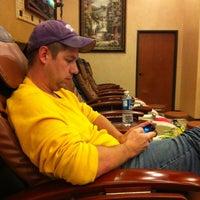 Photo taken at Envy Nail Spa by Jennifer W. on 11/18/2012