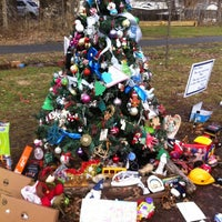 Photo taken at UB Hope Tree by Brittany L. on 12/25/2012