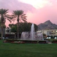 Photo taken at Arizona Biltmore, A Waldorf Astoria Resort by Shira U. on 12/28/2012
