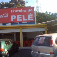 Photo taken at fruteira do pelé by Anderson P. on 3/30/2013