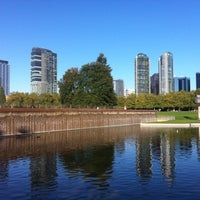 Photo taken at Bellevue Downtown Park by Ryan G. on 10/7/2012