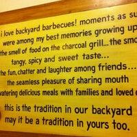 Photo prise au I Love Backyard BBQ par Justine T. le3/19/2014
