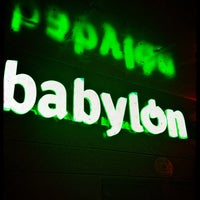 3/3/2013 tarihinde Hakan G.ziyaretçi tarafından Babylon'de çekilen fotoğraf