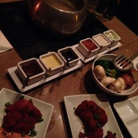 Photo taken at The Melting Pot by Katarina D. on 9/15/2014