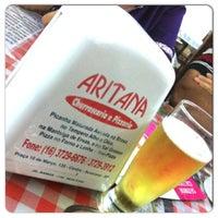 Foto tirada no(a) Aritana Pizzaria e Churrascaria por Gracielle M. em 5/1/2013