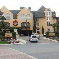 Photo taken at Lafayette Park Hotel & Spa by Jason D. on 12/14/2012