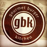 5/15/2013にPaul K.がGourmet Burger Kitchen (Trafford Centre)で撮った写真