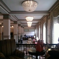 Photo taken at Francis Marion Hotel by Chris F. on 10/9/2012