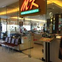 Photo taken at MK Restaurants by Max on 8/6/2013