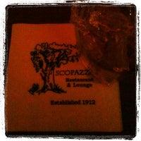 Photo taken at Scopazzi's by katherine c. on 1/1/2013