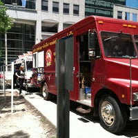Photo taken at Mini Food Truck Festival by Michael L. on 6/20/2013