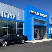 Photo taken at Chevrolet of Bend by Emily S. on 6/18/2013