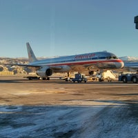 Photo taken at Vail - Eagle County Airport (EGE) by Mark L. on 1/21/2013