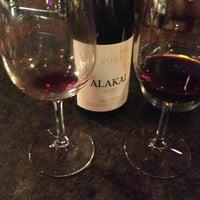 Photo taken at Wakefield Wine Cellar by Derrick H. on 3/16/2013