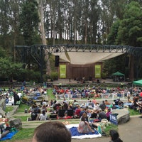 Photo taken at Stern Grove Festival by Nicholas on 8/21/2016