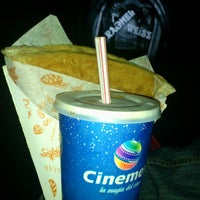Photo taken at Cinemex by Biktord on 3/16/2013