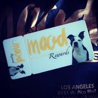Photo taken at Mood Designer Fabrics by Nasilele P. on 10/11/2012