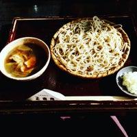 Photo taken at 正直庵 by Satoshi K. on 9/3/2016