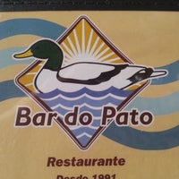 Photo taken at Bar do Pato by Julia M. on 2/23/2013