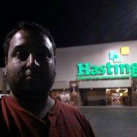 Photo taken at Hastings by Ramdaddy on 9/29/2013