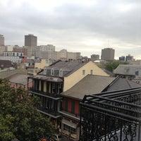 Photo taken at Omni Royal Orleans by Robert M. on 4/26/2013