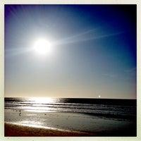 Photo taken at Torrance Beach by Kellen D. on 3/11/2013