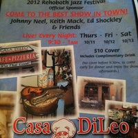 Photo taken at Casa DiLeo by Aly B. on 10/9/2012