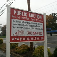 Photo taken at Jennings Auctions by Aly B. on 10/19/2012