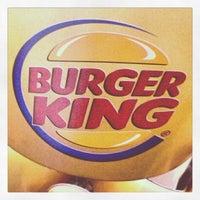 Photo taken at Burger King by Luk L. on 10/24/2012
