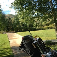 Photo taken at Park City Golf Club by Casey C. on 8/30/2013