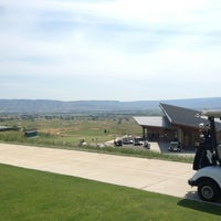 Photo taken at Soldier Hollow Golf Course by Casey C. on 7/3/2013
