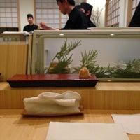 Photo prise au Sushi of Gari Tribeca par Yoojin Y. le11/25/2012