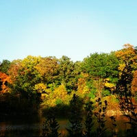 Photo taken at The Morton Arboretum by Lin i. on 9/29/2012