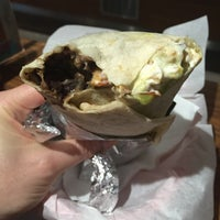 Photo taken at Zapatista Burrito Bar by Julie W. on 10/22/2015