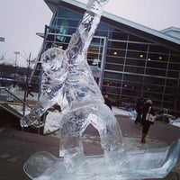 Photo taken at University of Akron by Alex David on 1/25/2013