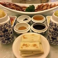 Photo taken at 花家怡园 Hua's Restaurant by Alex B. on 8/30/2014