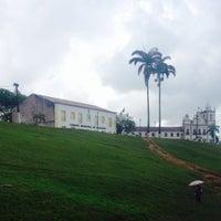 Photo taken at Igarassu Sítio Histórico by Gilson A. on 10/15/2013