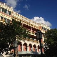 Photo taken at Hilton Imperial Dubrovnik Hotel by Artem R. on 11/3/2012