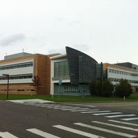 Photo taken at Center of Excellence in Wireless and Information Technology by Kota Y. on 10/27/2012