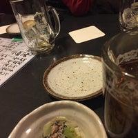 Photo taken at かたらいや by Toshikazu H. on 12/27/2015
