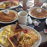 Photo taken at Waffle House by Christopher M. on 9/17/2012